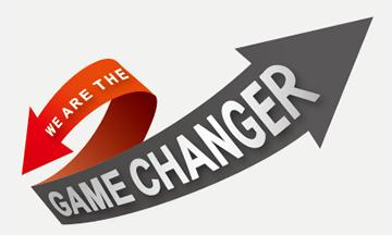 GAME CHANGER ロゴ